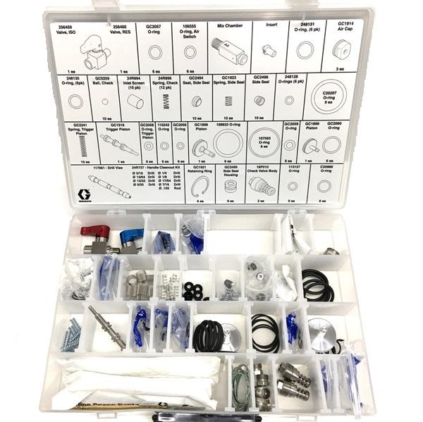 Graco Parts Pmc Glascraft Probler Spray Gun Parts