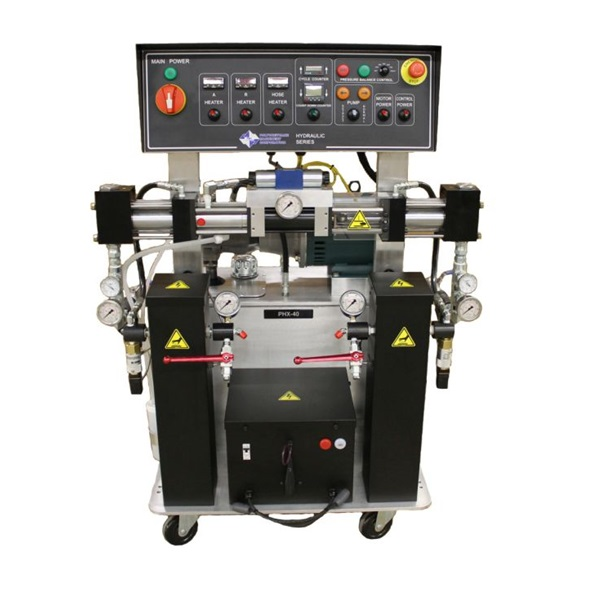 Spray Foam Machines, Polyurea & Adhesive Machines - Graco