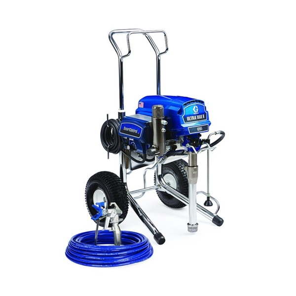 Airless paint sprayers and paint guns for sale and service for Paint sprayers for sale
