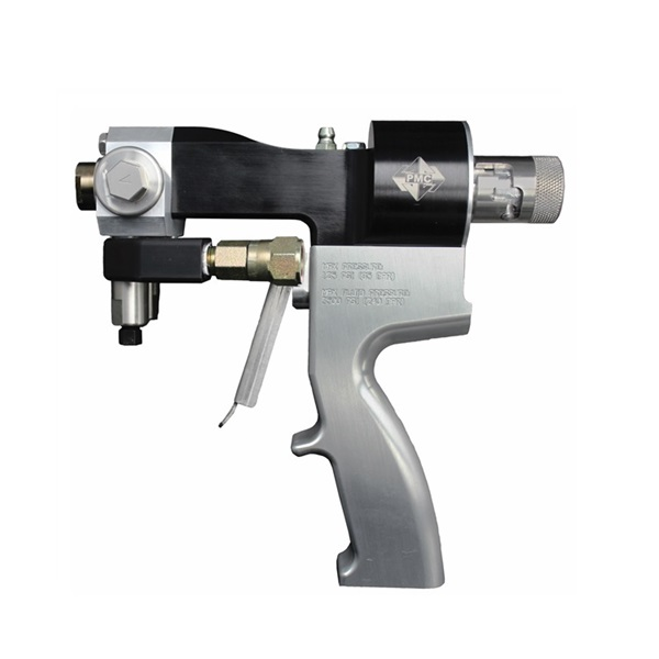 pmc ap 3 spray gun by polyurethane machinery corporation at foampak